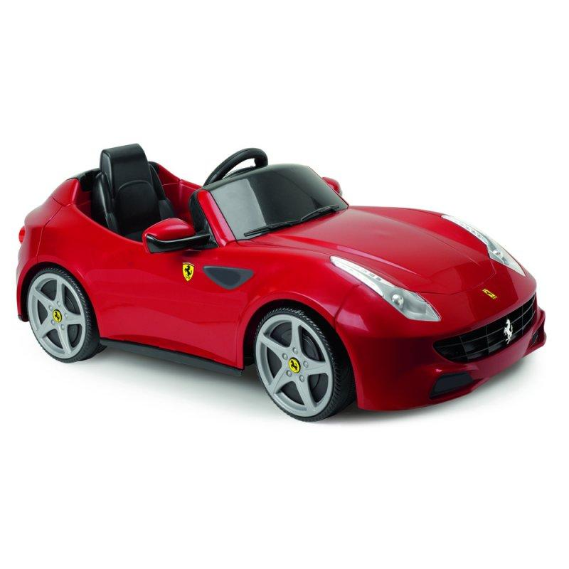 Детский автомобиль Ferrari 6V Feber 7680