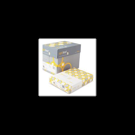 Бумага офисная А4, Optitext, 80 г/м2, 500 л.(Оптитекст), фото 2