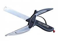 Универсальные кухонные ножницы Clever cutter Нож-ножницы 2 в 1