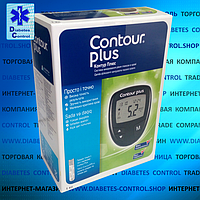 Глюкометр Contour Plus / Контур Плюс
