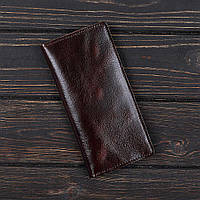 Портмоне v.3.0. FIsher Gifts VIP алькор коричневый (кожа)