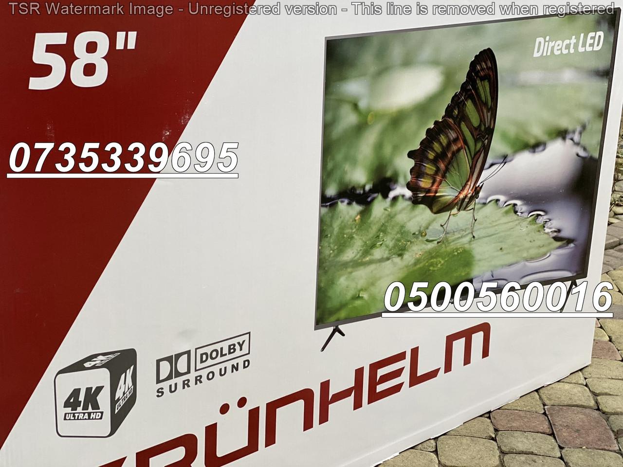 Телевизор Grunhelm G58USF8G