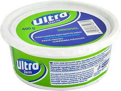 Паста для миття рук Ultra Derm Original 400 г.