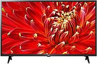 Full HD телевизор LG 43 дюйма 43LM6300 (Full HD, SmartTV, Virtual Surround, DVB-T2/C/S2)