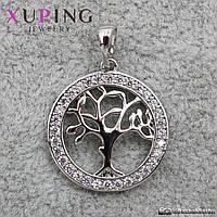 Кулон женский Xuping Jewelry (позолота) - 1113815513
