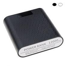 Корпус портативная зарядка Power Bank 4х18650 раздвижной