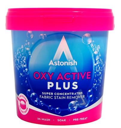Універсальний плямовивідник з активним киснемAstonish Oxy Active 1000 г, фото 2