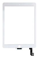 Тачскрин (сенсор) для iPad Air 2, белый, копия