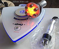 Mini RF лифтинг, аппарат для радиоволнового лифтинга на 2 насадки, фото 1