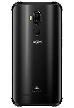 AGM X3 8/64 Gb black, NFC, фото 3