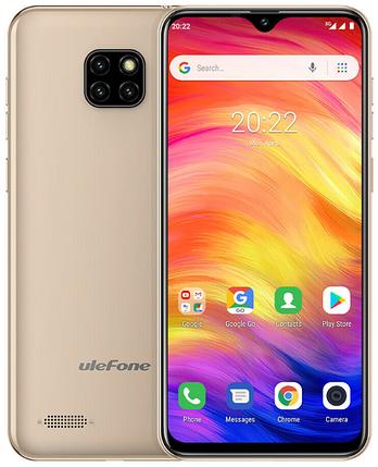 Ulefone Note 7 1/16 Gb gold, фото 2