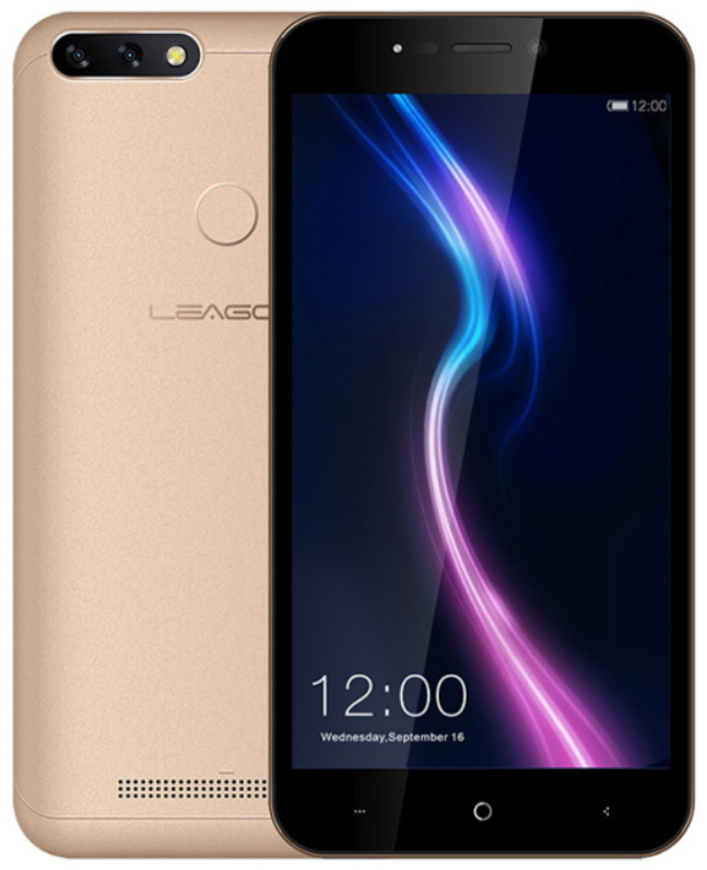 Leagoo Power 2 Pro 2/16 Gb gold