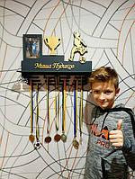 Медальница вешалка для медалей молдинг медальниця медаль кубок