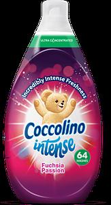 Супер - концентрованний ополіскувач для тканин Coccolino intense Fuchsia Passion 960 мл.
