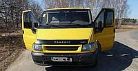 Дефлектор +на капот   FORD Transit c 1999-2007г.в. (Форд Транзит) Vip Tuning