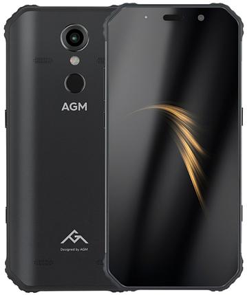 AGM A9 4/32 Gb Black, фото 2