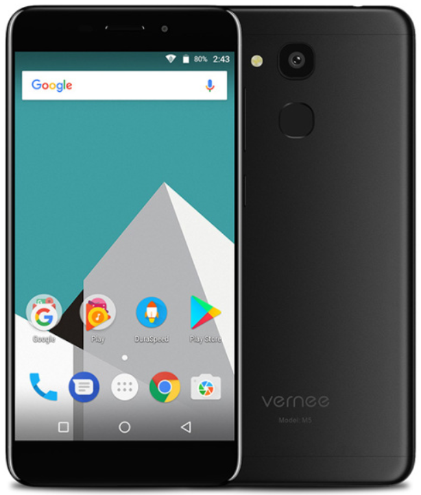 Vernee M5 4/32 Gb Black