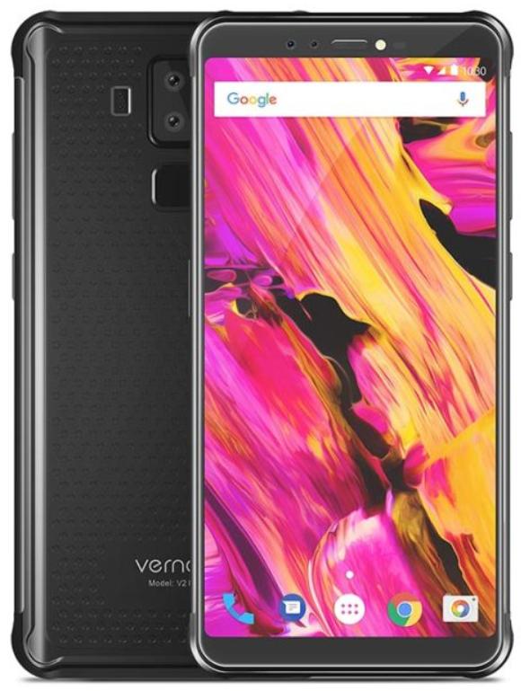 Vernee V2 Pro 6/64 Gb black IP68