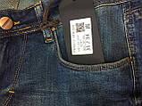 Мужские джинсы Franco Benussi 18-102 тинт синие, фото 10
