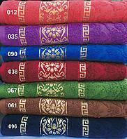 Полотенца  махровые банные