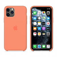 Чехол Apple Silicone Case iPhone 11 Pro Peach