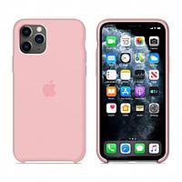 Чехол Apple Silicone Case iPhone 11 Pro Pink Sand