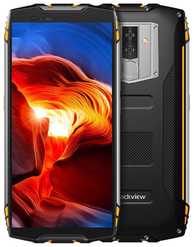 Blackview BV6800 Pro 4/64 Gb yellow