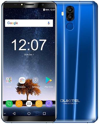 OUKITEL K6 6/64 Gb Blue, фото 2