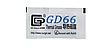 Термопаста GD66 (1,114Вт/м-к, 0.5г)