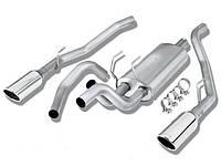 Глушитель Mercedes Sprinter II б/у 906 490 44 01