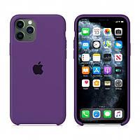 Чехол Apple Silicone Case iPhone 11 Pro Purple