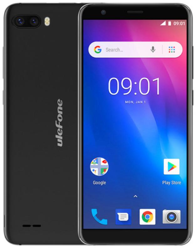 UleFone S1 1/8 Gb black