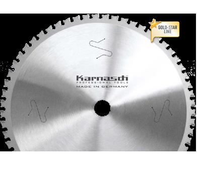 Пильный диск Karnasch для нержавеющей стали  216x 2,0/1,6x 30  мм  z=54 WZ