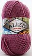 Пряжа для вязания Бургум классик ALIZE сухая роза 28, фото 2