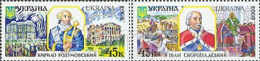 Гетманы Украины И.Скоропадский