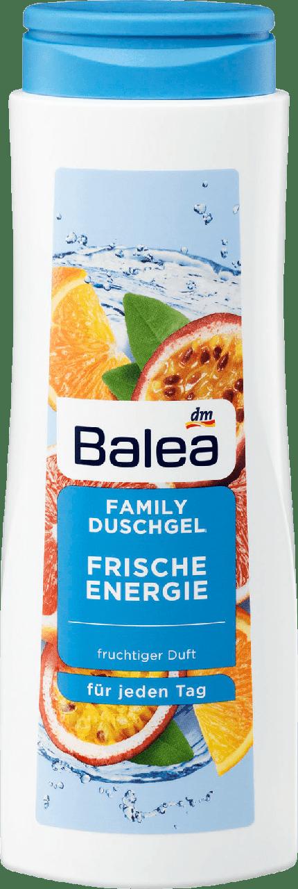 Гель для душа Balea Family Frische Energie 500 ml