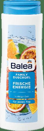 Гель для душа Balea Family Frische Energie 500 ml, фото 2
