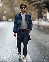 Мужская куртка Vavalon KD-191. Куртка под резинку.