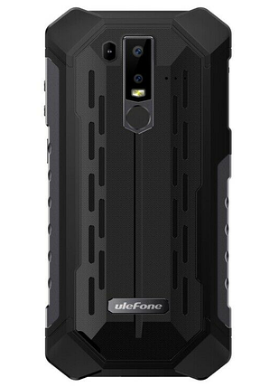 UleFone Armor 6S 6/128 Gb black IP68, NFC, фото 2