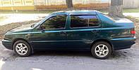 """Дефлекторы стекол VW Vento Sd 1991-1998/Jetta III Sd 1992-1998 деф.окон """"CT"""""""