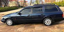 """Боковые дефлекторы Ford Sierra Turnier (BNC) 1982-1986 деф.окон """"CT"""""""