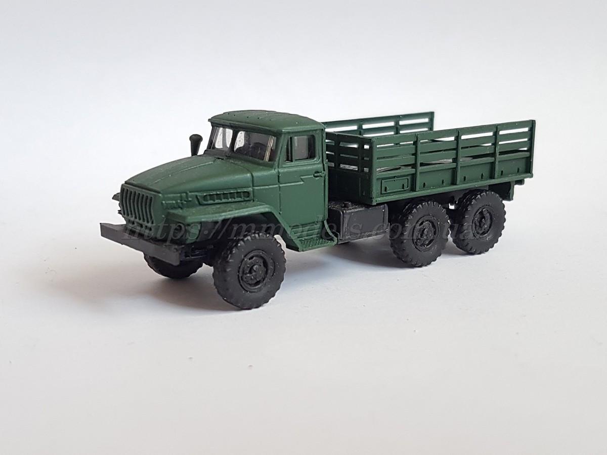 Масштабная модель бортового Урала, масштаба 1/87,H0