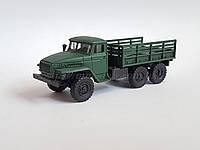 Масштабная модель бортового Урала, масштаба 1/87,H0, фото 1
