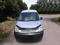 Дефлектор капота Citroen Berlingo с 2002 г.в  Vip Tuning