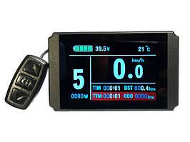 Дисплей LCD-8H 48;36;24 Вольт