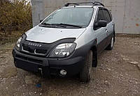 Дефлектор капота Renault Scenic с 1999–2002 г.в. Vip Tuning, фото 1