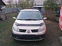 Дефлектор капота Renault Scenic с 2003–2009 г.в. Vip Tuning