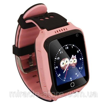 Дитячі смарт годинник Smart baby watch Jet Kid M05 GPS,Дитячі наручні годинники Smart M05, фото 2