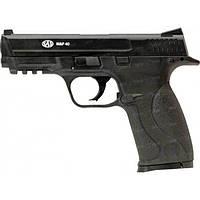 Пістолет пневматичний SAS (S&W MP-40)