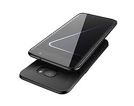 Чехол-аккумулятор XON PowerCase для Samsung Galaxy S7 Edge 5000 mAh Black